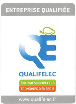 Entreprise certifiée Qualifelec